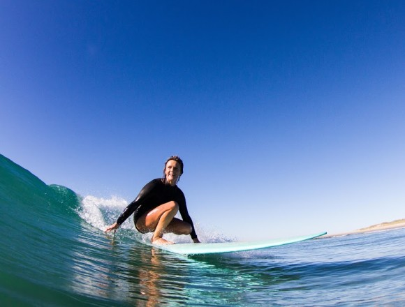 Surfing in NSW